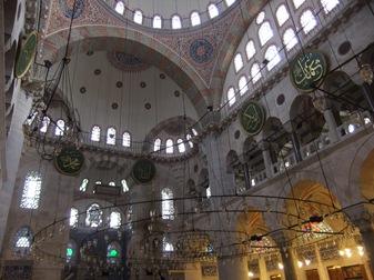 mezquita de Kılıç Ali Pasha, Estambul