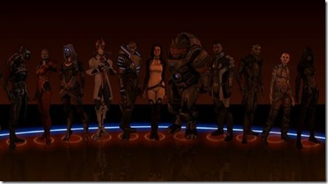 mass effect 3 21 facts 20 me2 crew