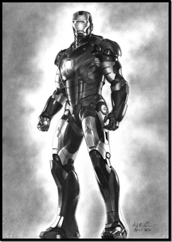 Iron man ,Anthony Edward ,Tony Stark (24)