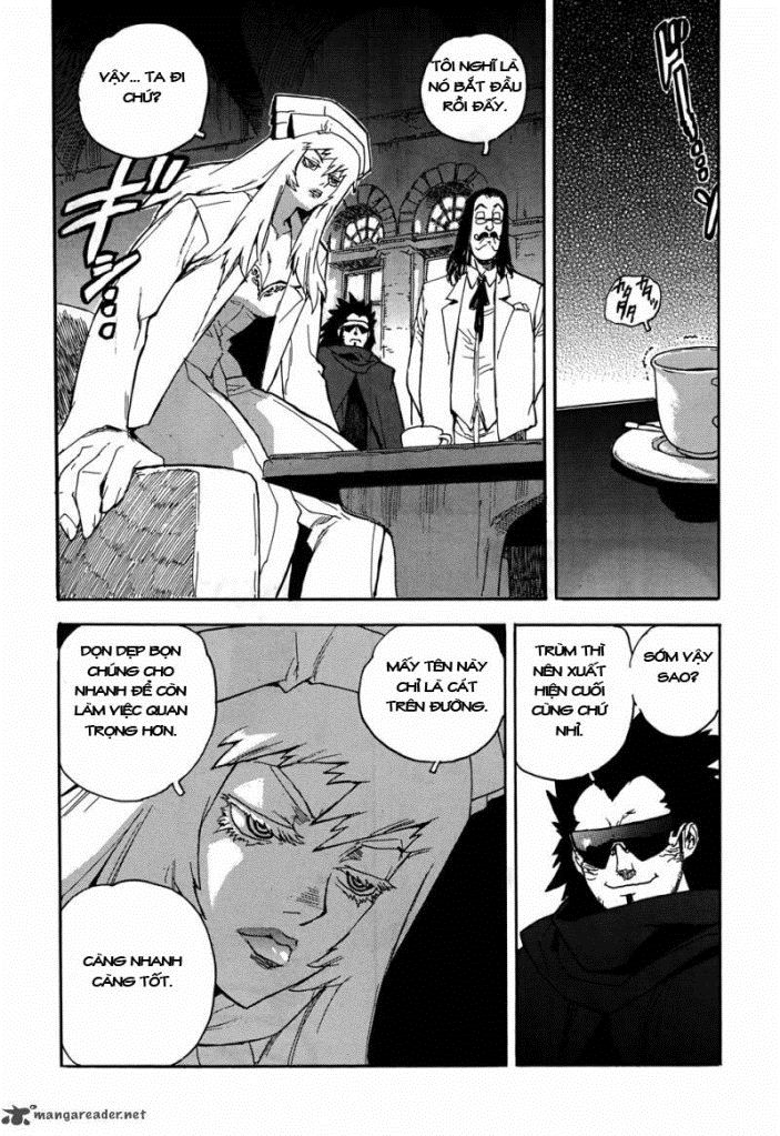 Aiki chap 90 - Trang 19