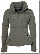 Fuornarina Padded Jacket - Black Also