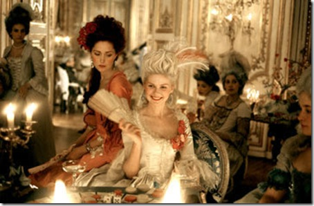 Marie Antoinette Coppola movie