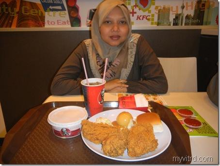 Mengidam KFC