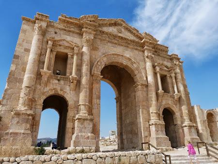 Arcul de Triumf al lui Adrian de la Jerash
