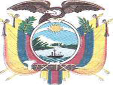 imagenes del escudo del ecuador