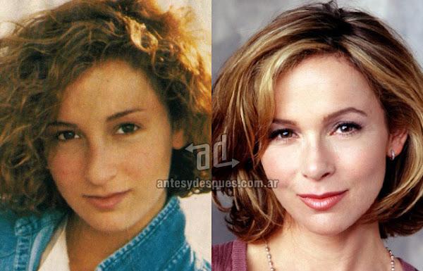 La nueva nariz operada de Jennifer Grey