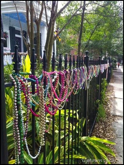 bead fence