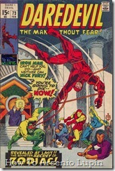 P00179 - El Invencible Iron Man - 35b daredevil #73