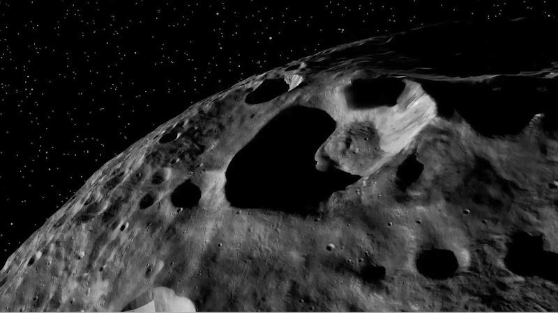 Dawn - Mission autour de Cérès - Page 7 NorthPole