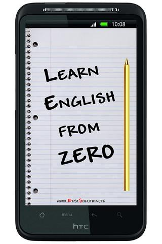 Learn English from ZERO PRO
