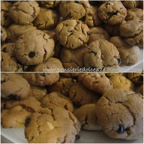 Flourless peanut Butter Cookies 2