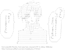 [AA]Kumagawa Misogi (Medaka Box)