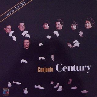 Conjunto Century  Con El Hit La Ola  LP Front
