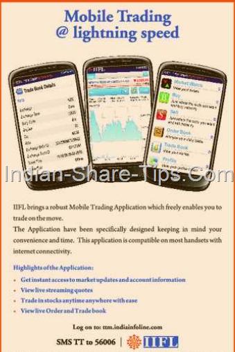 IIFL mobile trading