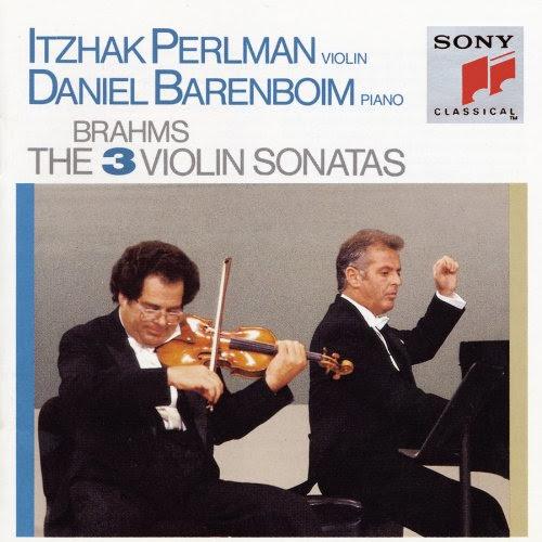 Itzhak Perlman - Die Großen Instrumentalsolisten Unserer Zeit III