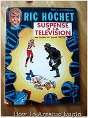 P00008 - Ric Hochet  - Suspense en