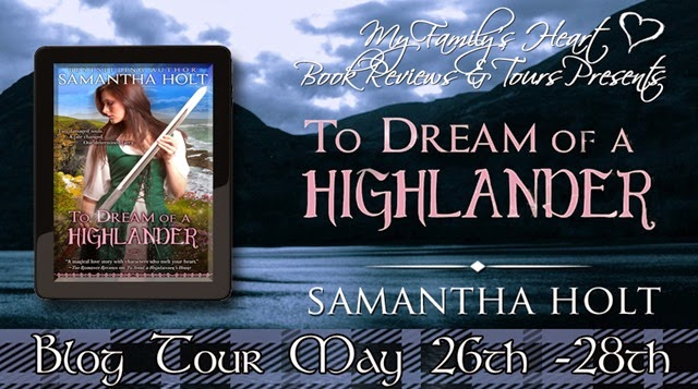 Dream Highlander - Tour Banner