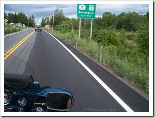 Bennington Sign