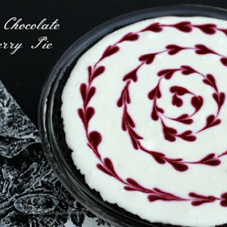 White Chocolate Raspberry Pie Recipes