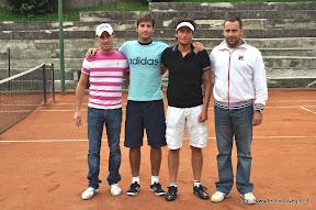 I finalisti del torneo sociale