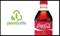 plant bottle coca-cola