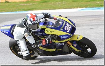 Bradley Smith - Moto 2 - 2011