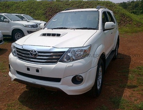 Toyota Fortuner is the best selling SUV in India.Toyota Fortuner TRD