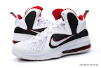 lbj9 fake colorway miamihome 1 03 Fake LeBron 9