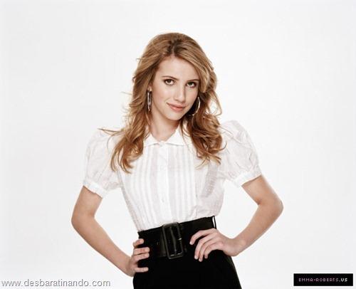 Emma Roberts linda sensual sexy sedutora desbaratinando (32)