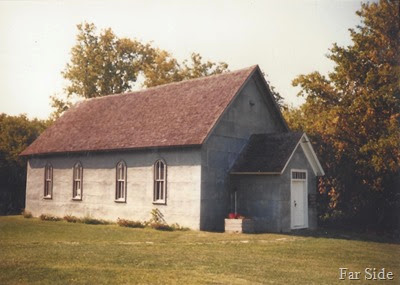Church in Pioneer Park