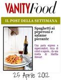 Spaghetti Aprile 2012