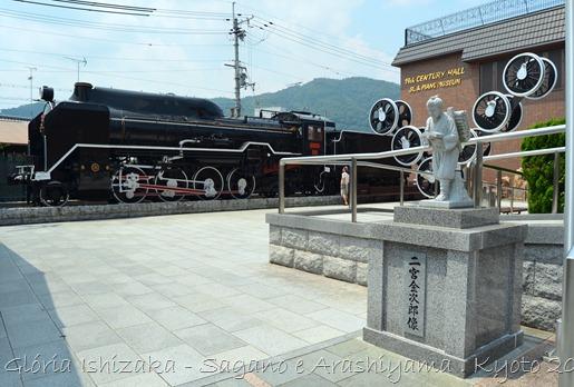 70 - Glória Ishizaka - Arashiyama e Sagano - Kyoto - 2012