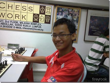 Mohd Faizal b Roslan