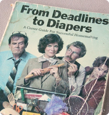 deadlines to diapers