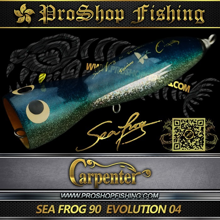 carpenter SEA FROG 90  EVOLUTION 04.3