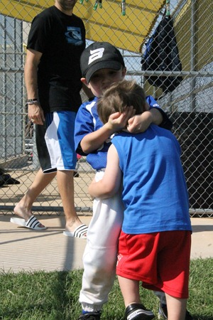Last TeeBall Game and more 059