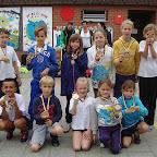 Veldloop medaillewinnaars