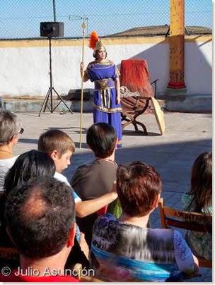 Festival romano de Mendigorría - Obra teatral