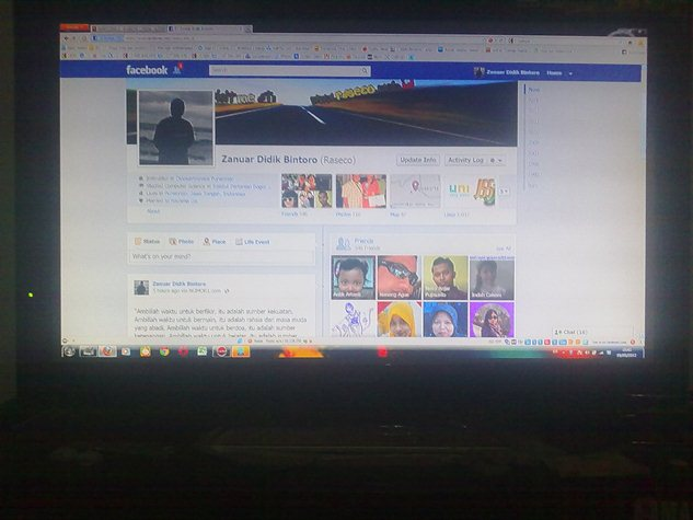 facebookan