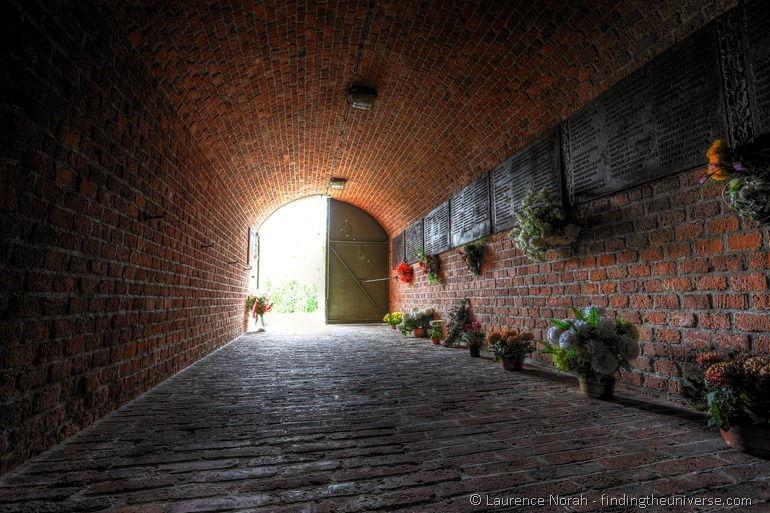 Fort VII Gaskammer