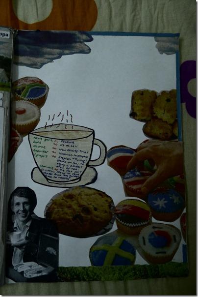 tea time with Mr. Twinnings