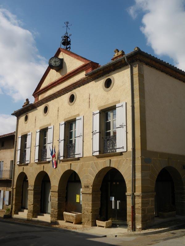 """Résultat de recherche d'images pour """"Saint-Papoul mairie"""""""
