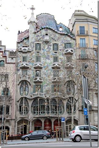 Barcelona Casa Battlo 2