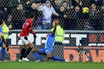 Hasil Pertandingan Wigan Vs Manchester United, Liga Inggris Selasa 2 Jan 2013