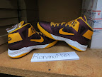 nike zoom soldier 6 pe christ the king alternate 2 02 Nike Zoom Soldier VI CTK Away & Home Alternate   New Pics