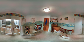 Photosphere does not really work accurately in a small room...