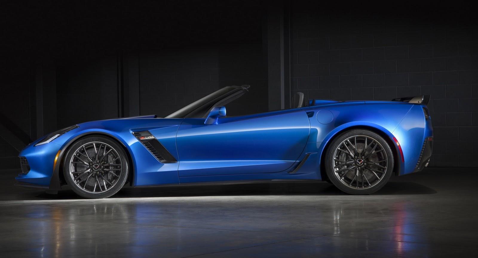 SPOILER POSTERIORE ala posteriore Performance per Chevrolet Corvette c7 dal 13