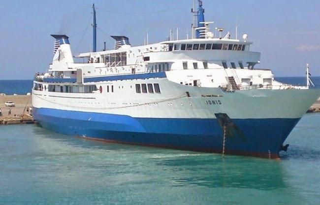 Τα νέα δρομολόγια της Ionian Ferries (και για το Πάσχα)