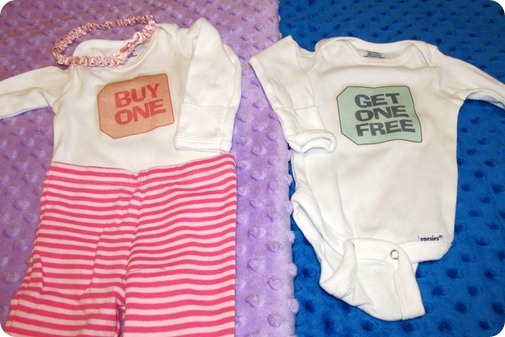 Twins Coming Home Outfits
