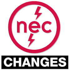 NEC Changes